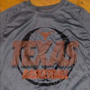 Texas Basketball Dri-Fit T-Shirt